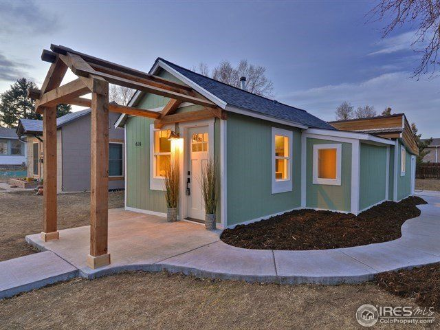 546 Sq Ft Fort Collins Cottage For Sale Small House Cottage Small Cottages