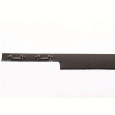Col Met 10Ft Black Steel Landscape Edging Commercial 640 x 480