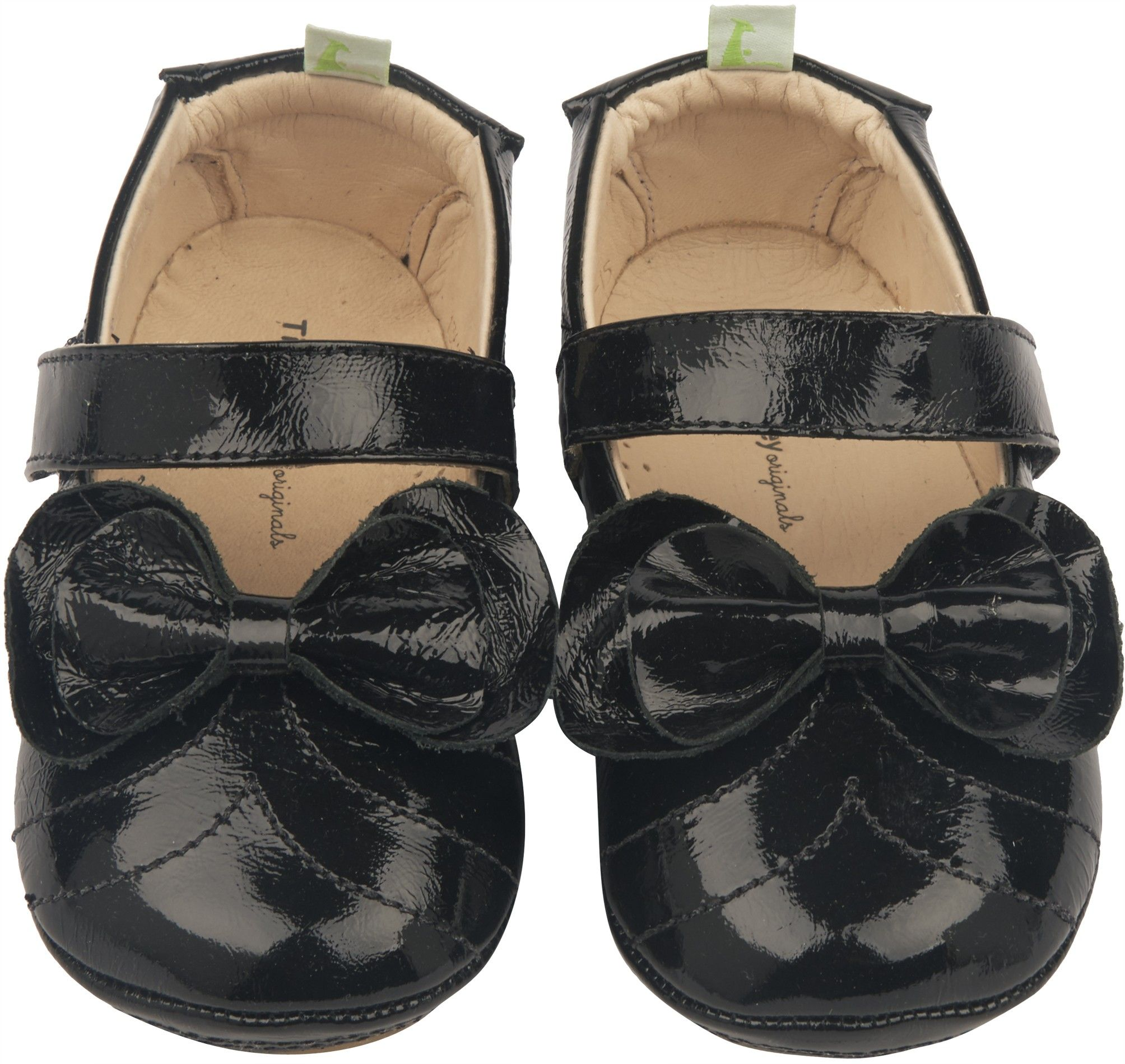 Shop The Tip Toey Joey Girls Fancy Baby Shoes In Black Browse The