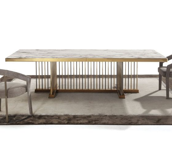 Schubert By Longhi Dining Tables Furniture Dining Table
