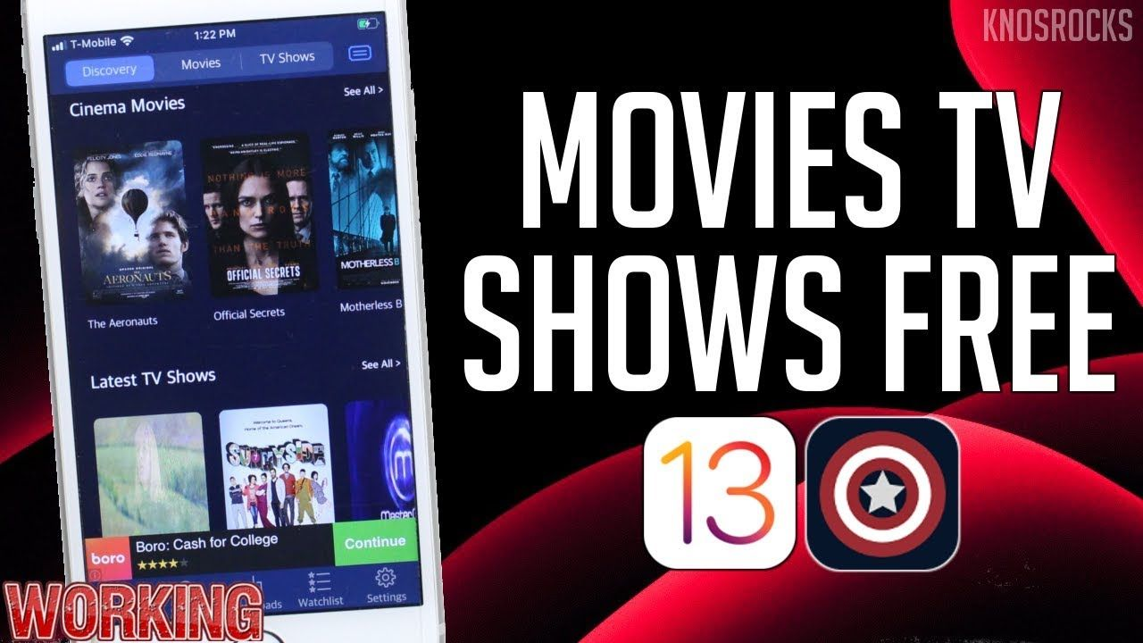 How To Get Free Movies And Tv Shows On Ipad