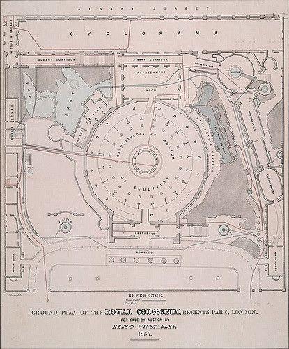 Pin On London Colosseum