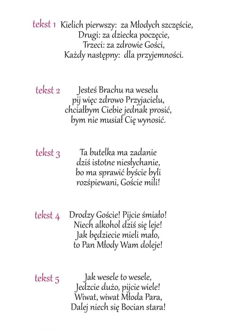 Zawieszki Lesne 10 Szt Ani Mrugnac Wedding Themes Rustic Wedding List Wedding