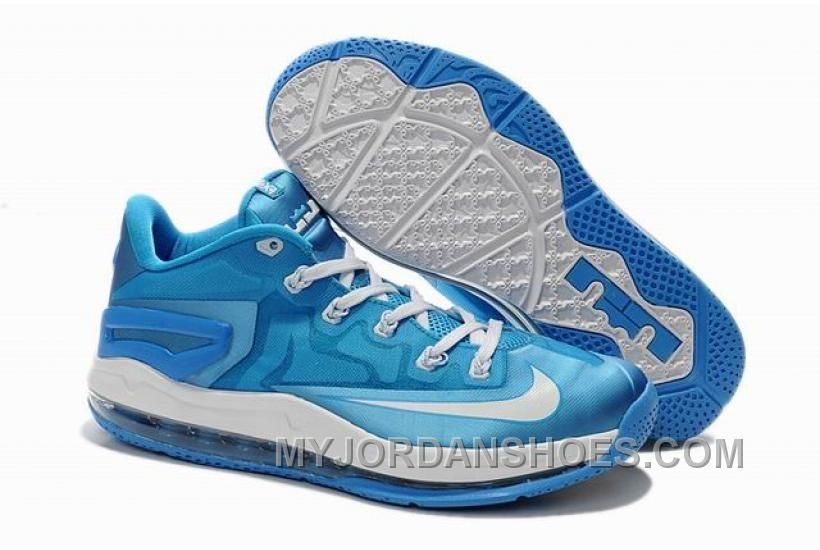 http://www.myjordanshoes.com/nike-lebron-11-low-ice-blue-jeb6p.html NIKE LEBRON 11 LOW ICE BLUE JEB6P Only $84.00 , Free Shipping!