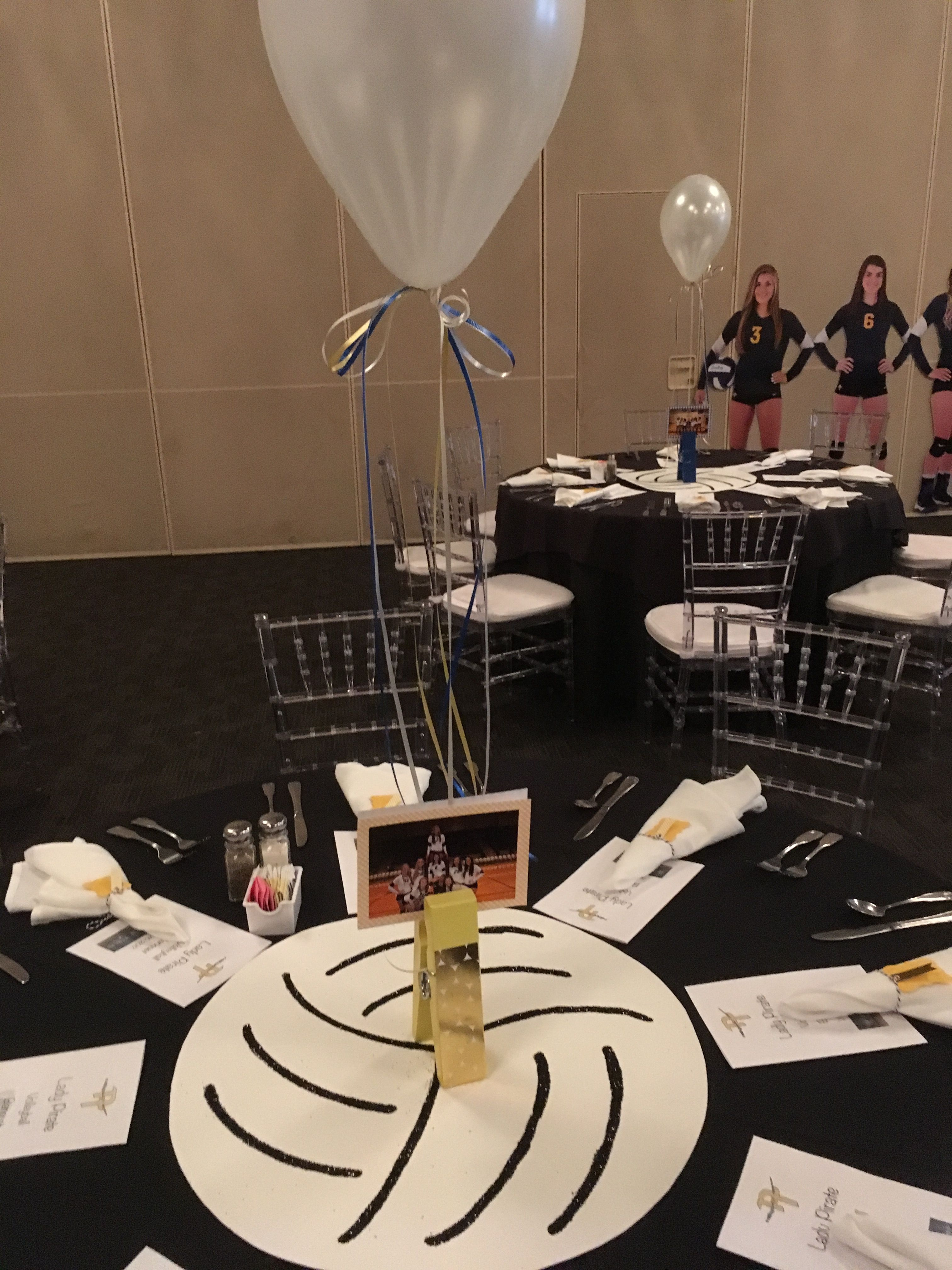 Volleyball Banquet Volleyball Decorations Volleyball Senior Night Volleyball Locker Decorations