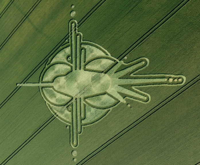 Crop Circles | Patty Greer - Crop Circle Wisdom