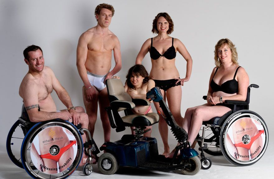 disabilities and sex