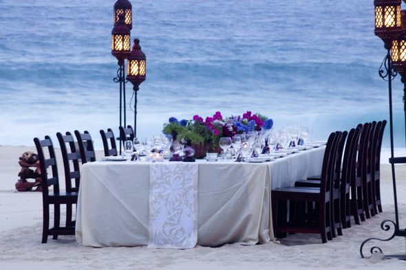 Palmilla Beach Wedding One Only Cabo Mexico Part Two