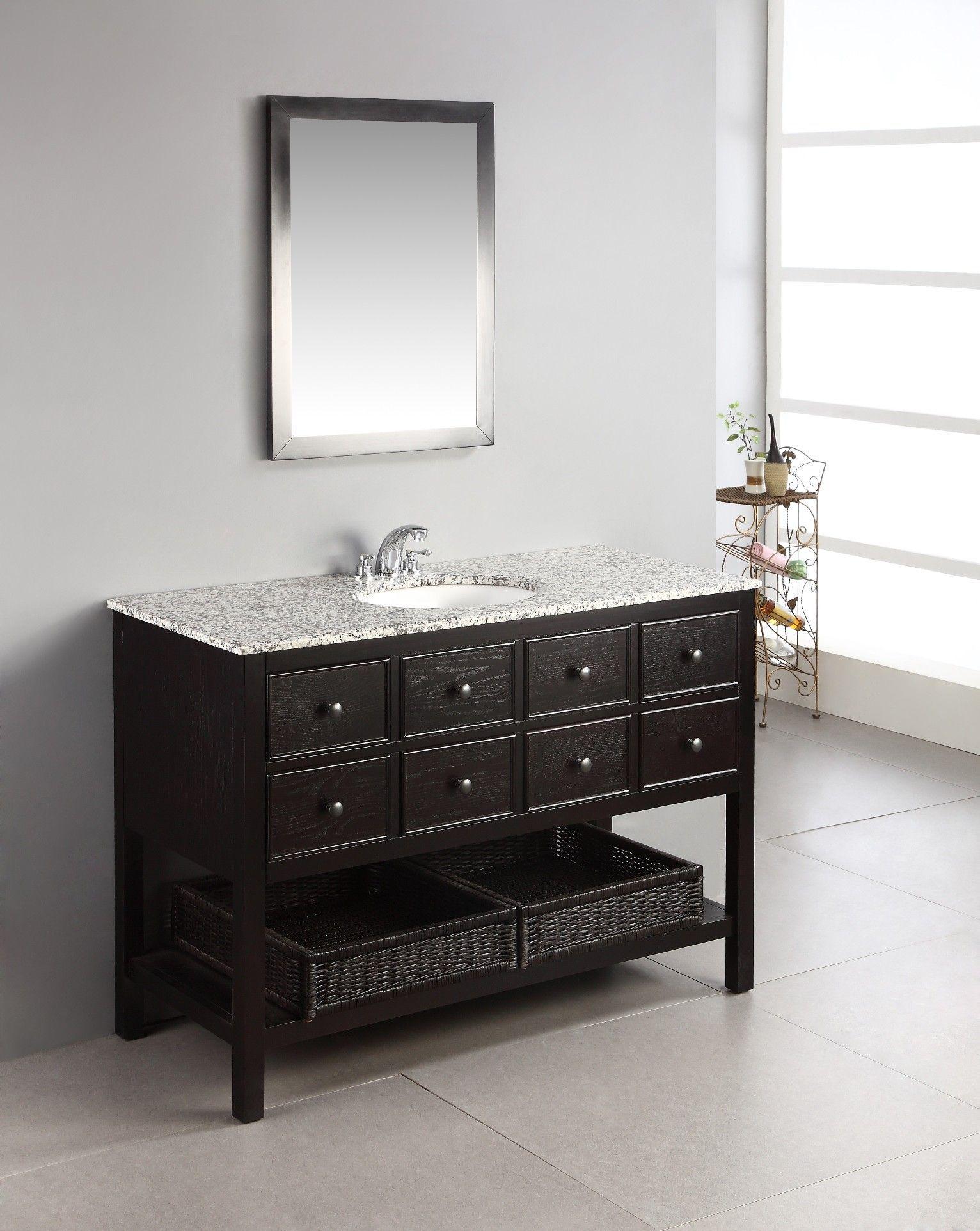 """Windsor 25"""" Bathroom Vanity Set"""