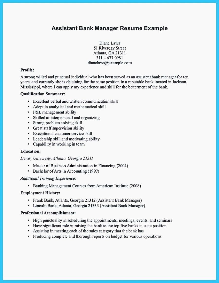 23 Store Manager Job Description Resume in 2020 Manager