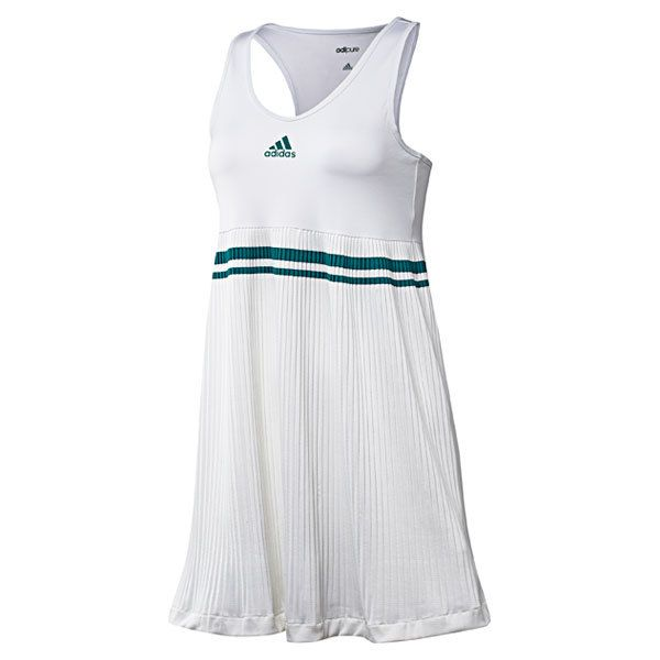 adidas tennis dress small