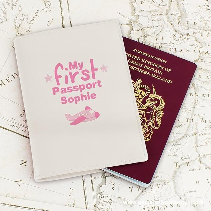 Twinkle Twinkle Cream Passport Holder Personalised A Lovely Passport Holder For A Little Ones by GiftRush kpIVQ