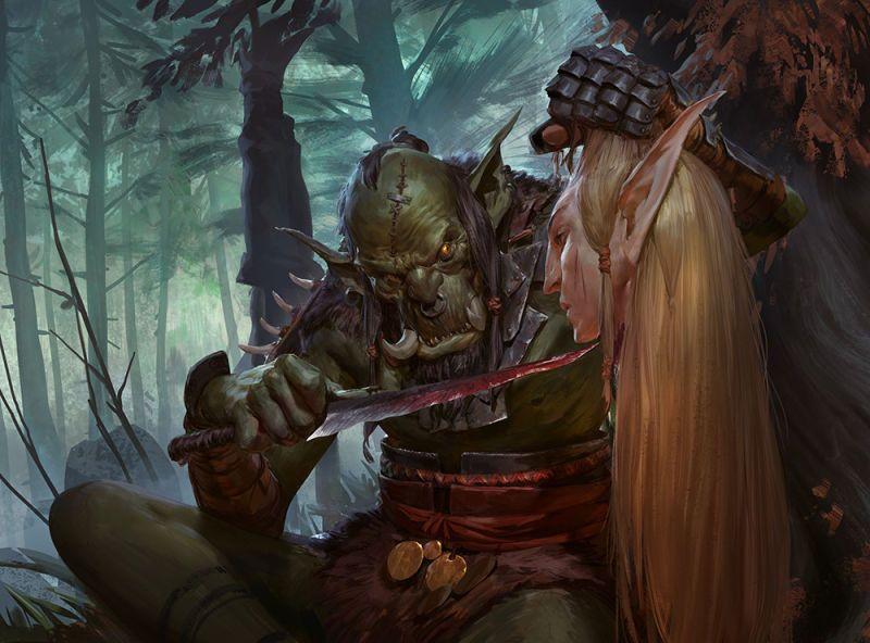 Image result for goblin barbarian 5e | OOtA | Fantasy art, Fantasy