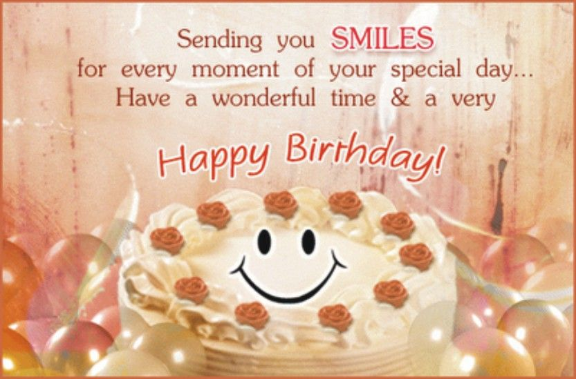 17 Best ideas about Birthday Wishes Sms on Pinterest | Birthday ...