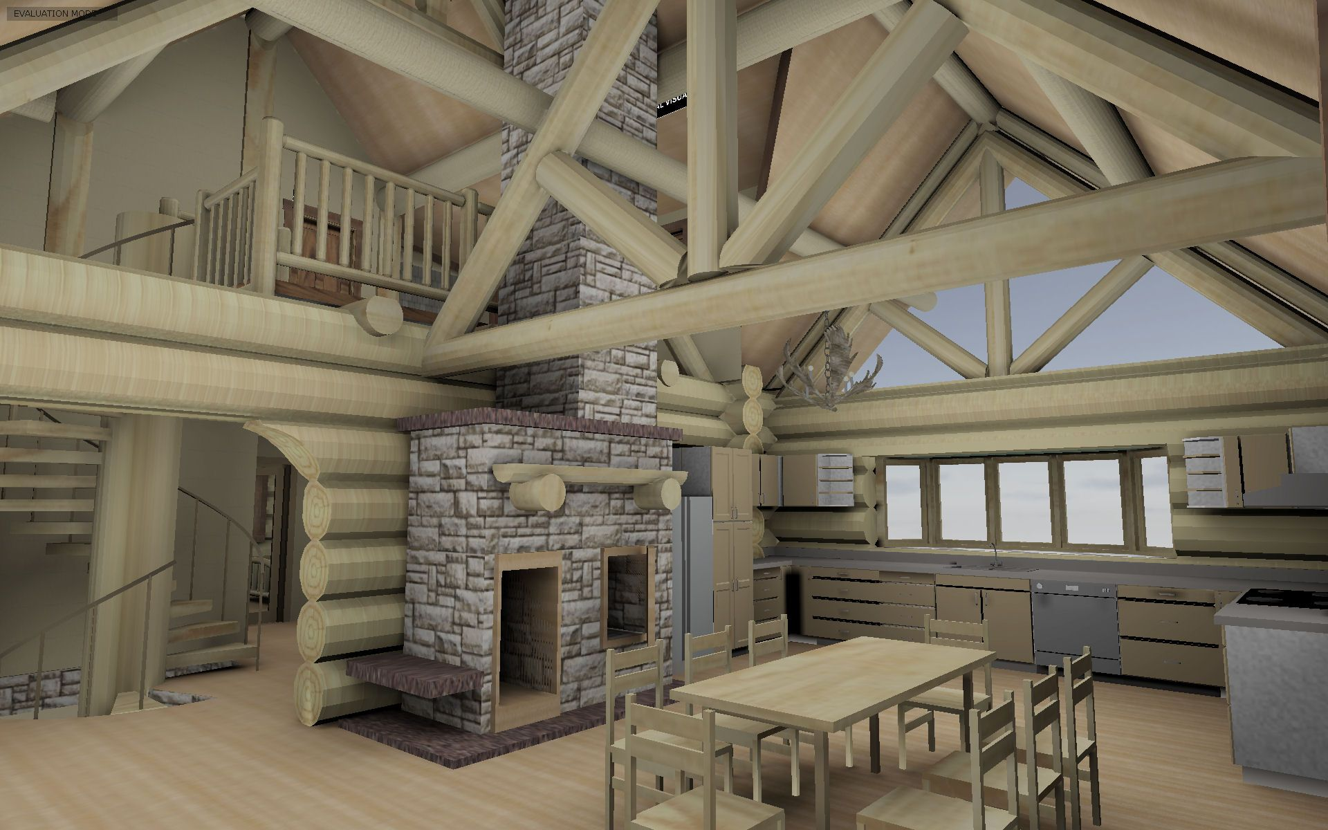 Log Home Design Software free online interior design tool with ...