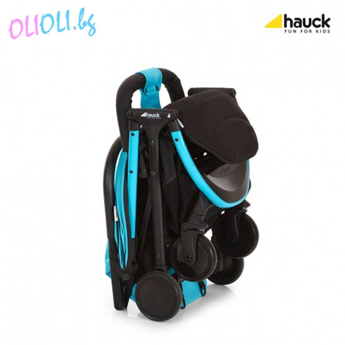 Bebeshka Kolichka Hauck Swift Plus Neon Blue Caviar Baby Car Seats Baby Car Car Seats