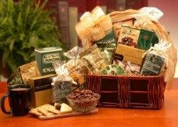 A Lasting Impression Thank You Gift Basket at Willowtreehome