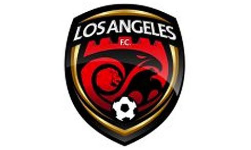 LAFC MLS Team Logo 1 Color Vinyl Decal Sticker Car Window Wall