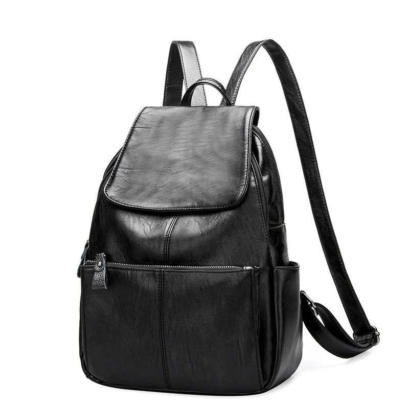Women s High Quality Genuine Leather Backpack   Price   35.25   FREE  Shipping     ChicBay.com 59991b2e0a