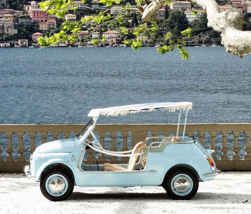 Beach Bohemia: Vintage Vrooms | Surrey, Beach and Cars