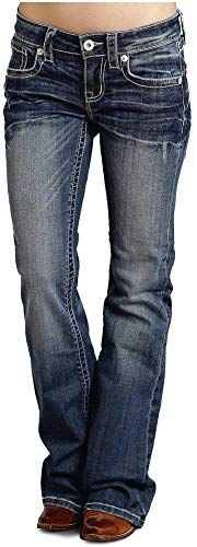 New Stetson Women's 816 Fit White S Stitch Bootcut Jeans Plus - 11-054-0816-1305 Bu X. Fashion Womens Clothing [$68.49] from top store youllfindoffer