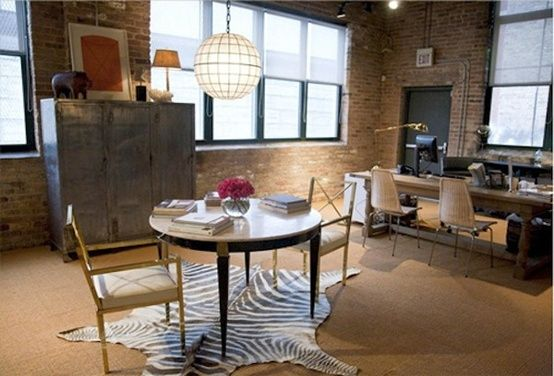 Peek Inside The Offices Of Some Of Interior Designu0027s Most Famous Designers!