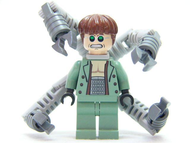 lego doctor octopus | Cooper\'s Stuff | Pinterest