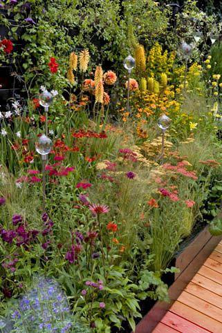 rainbow border plant list kitchen garden pinterest garten ziergarten und garten ideen. Black Bedroom Furniture Sets. Home Design Ideas