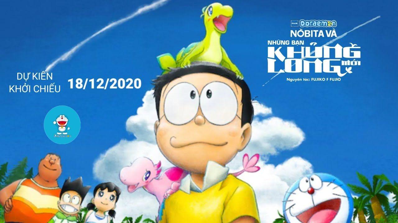 Trailer Doraemon: Nobita Và Những Bạn Khủng Long Mới 2020