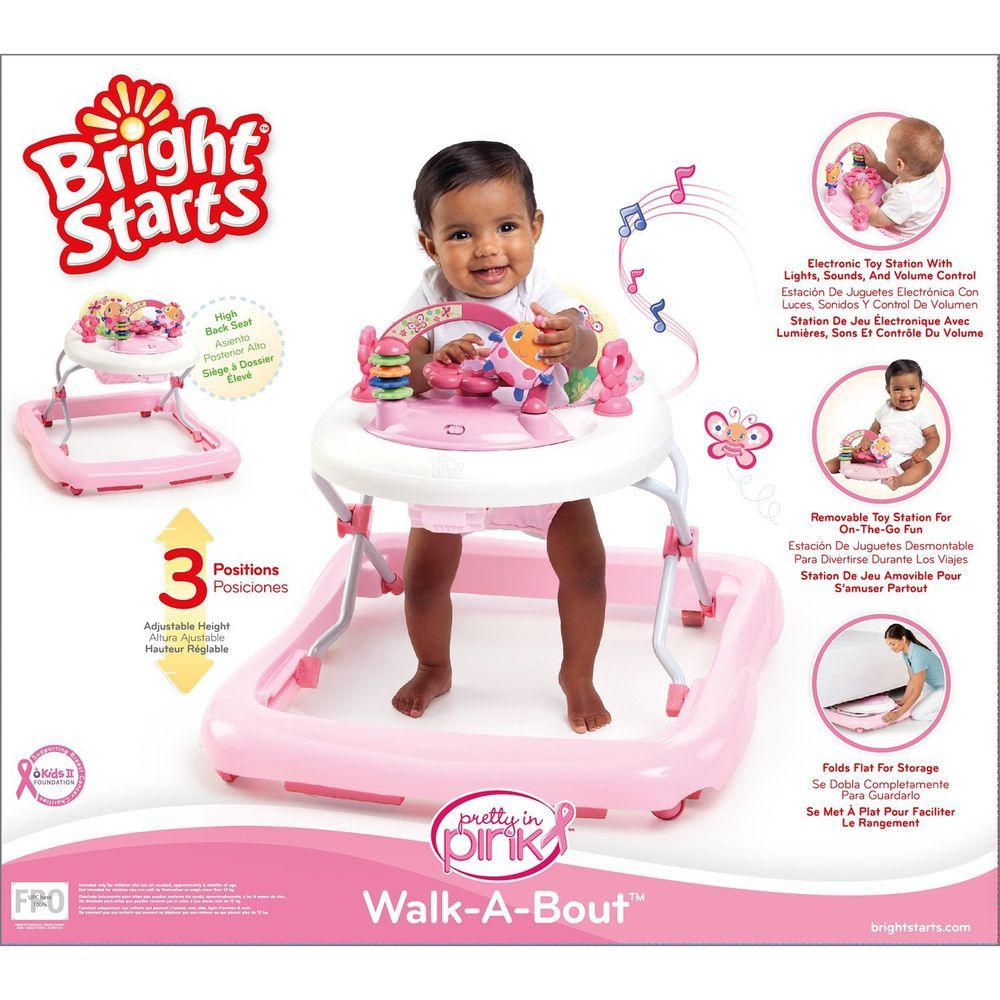 Infant Baby Activity Walker Jumper Bouncer Walk Stand Activity Child Seat Toy