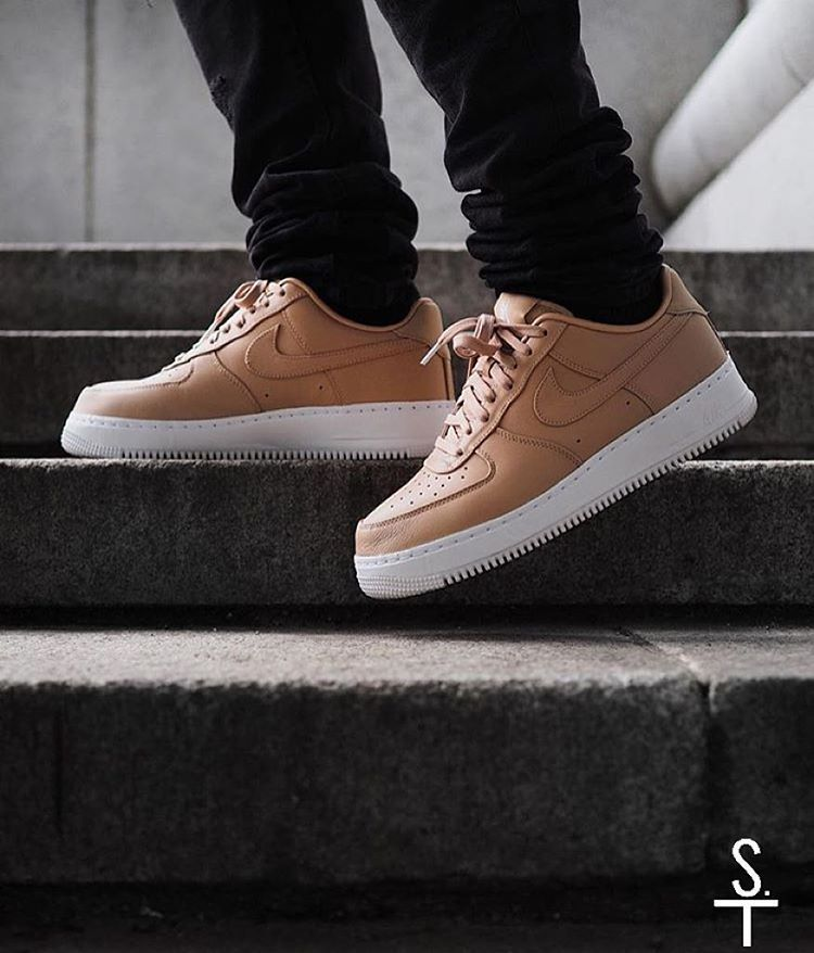 official photos 747d4 5a9e5 ... nike air force 1 one low vachetta tan nikelab mens sizes. Menu