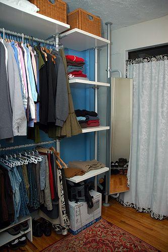 Ikea   Free Standing Closet