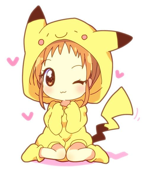 Game Girl Chibi Bonito Anime Kawaii Desenhos Kawaii