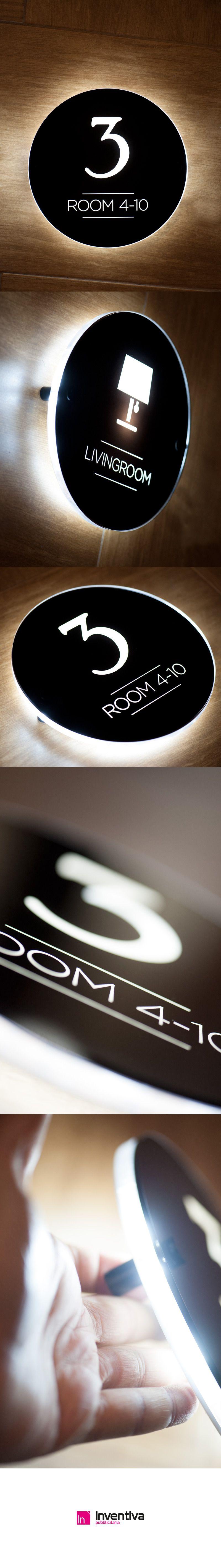Pin by on signage design targhe for Programmi per interior design