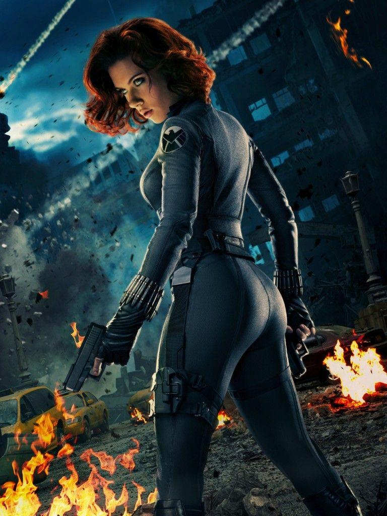 Scarlett Johansson Ass Scarlett Johansson Continues Kicking Butt In Lucy