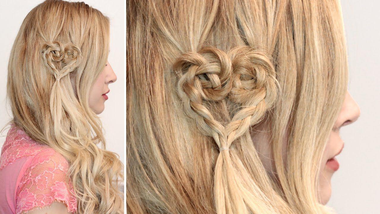 Pin By Lorelaihayden On Cute Hairdos Pinterest Heart