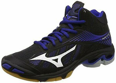 mizuno wave lightning z4 womens volleyball shoes vintage navy
