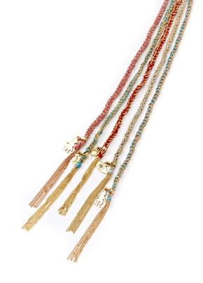 Carolina Bucci Lucky Bracelets