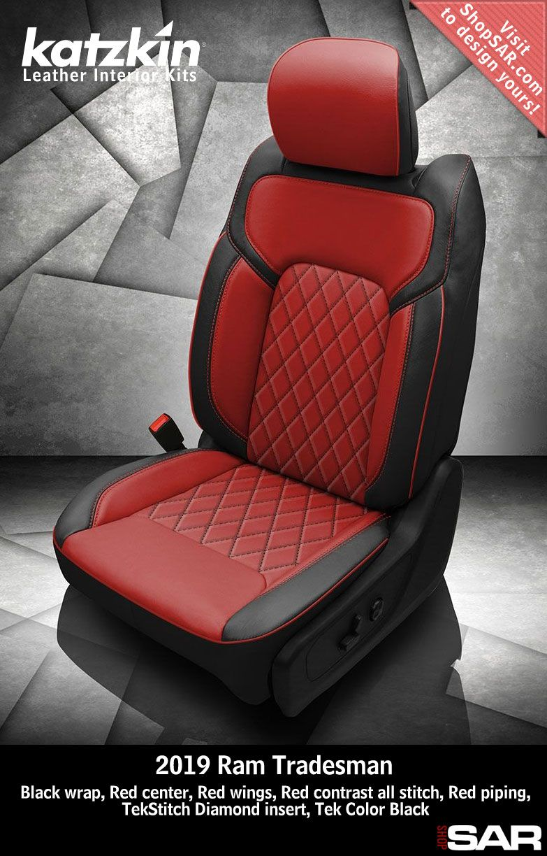 Color Premium Red /& Black Car Seat Covers for New Beetle Driver Seat
