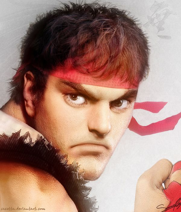 Real Life Street Fighters by Samuel Cazetta @brazign