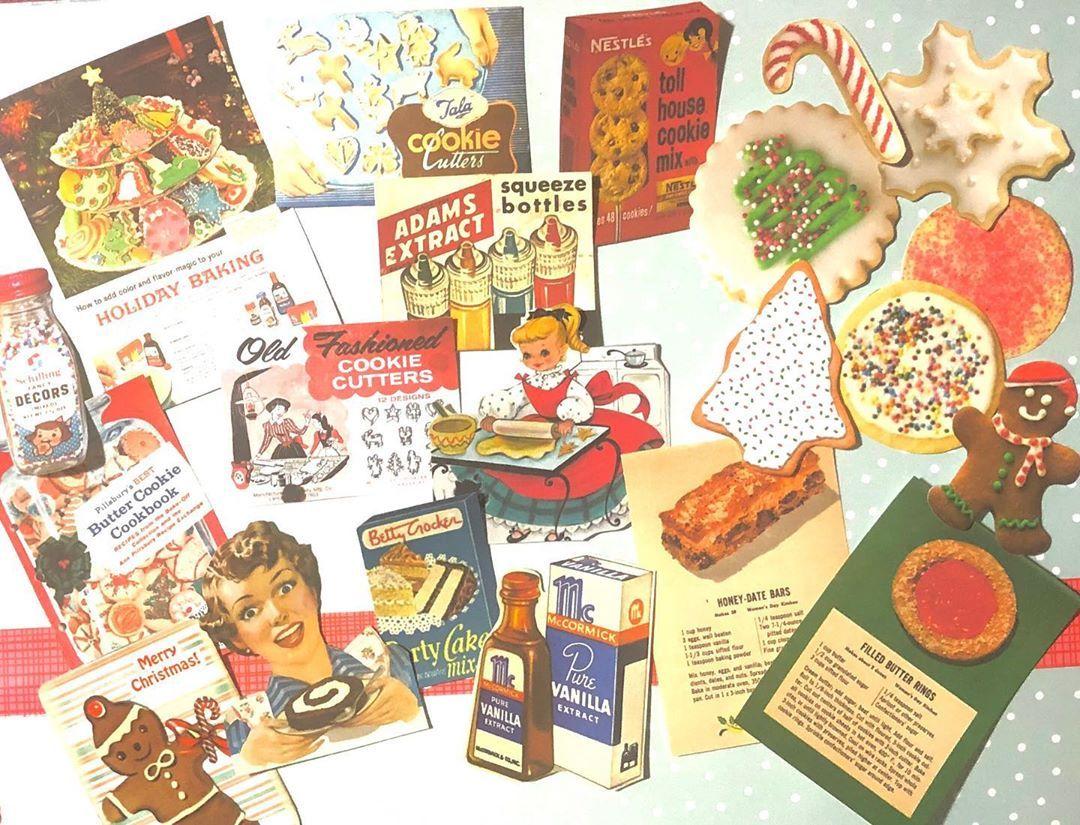 Christmas Cookie Crafting Kit comes in a cute little cookie box $11.50 #isnmemberitem #christmas #cookies...   Christmas Cookie Crafting Kit comes in a cute little cookie box $11.50 #isnmemberitem #christmas #cookies #christmascookies #vintage #vintageads #retro #retroads #baking #retrobaking #ephemera #ephemerapack #ephemerakit #ephemerakits #papercraft #papercrafts #papercrafting #papercraftingaddict #papercrafters #papercrafter #recipes #mostwonderfultimeoftheyear #mostwonderfultimeoftheyear