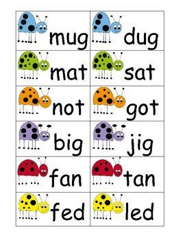 Worksheets Kids Ramying Words spring bugs rhyming words freebie i heart my kinder kids freebi