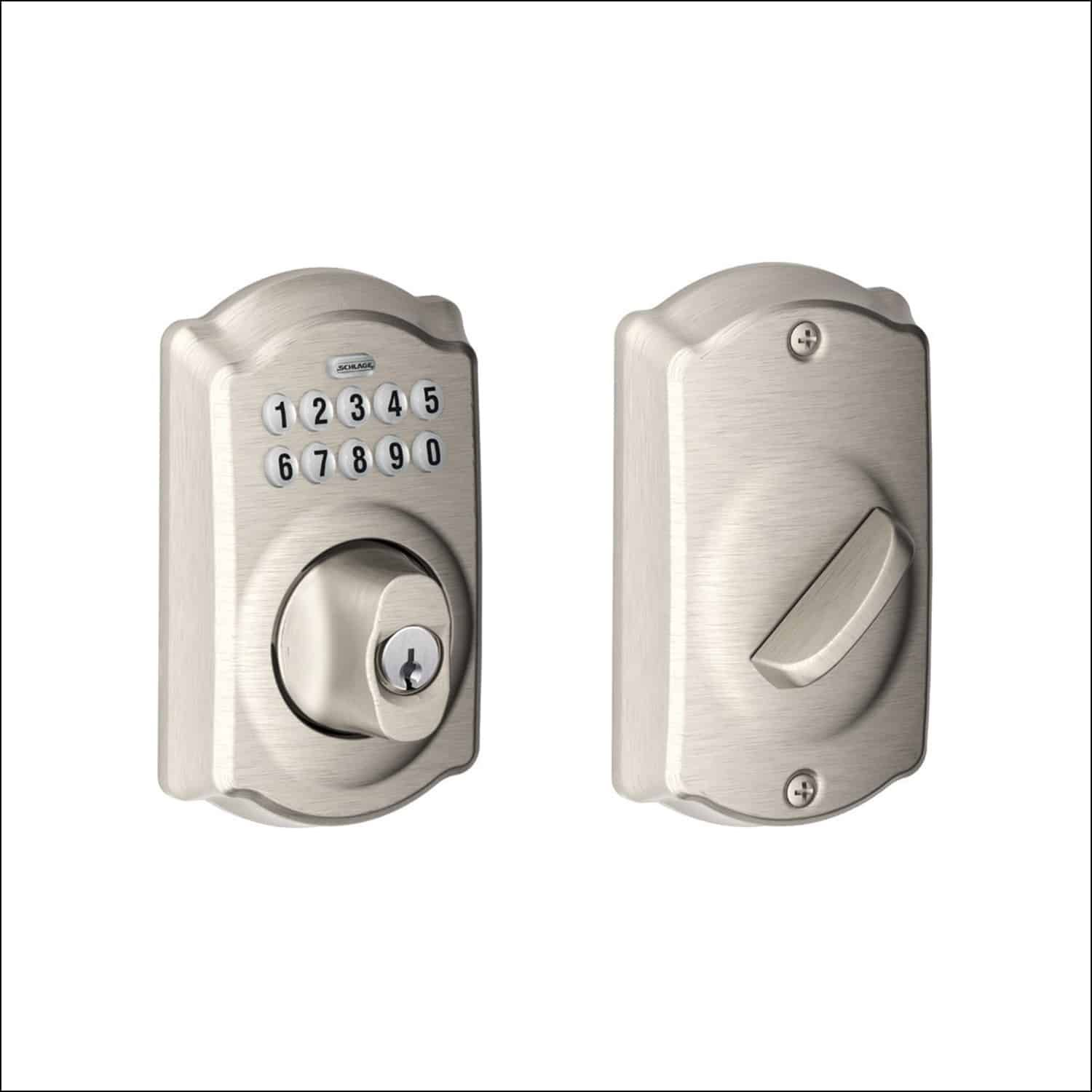 keypad cam deadbolt camelot grip with category schlage accent lever of acc best review connect and touchscreen handleset archives in smart lh door locks alarm built