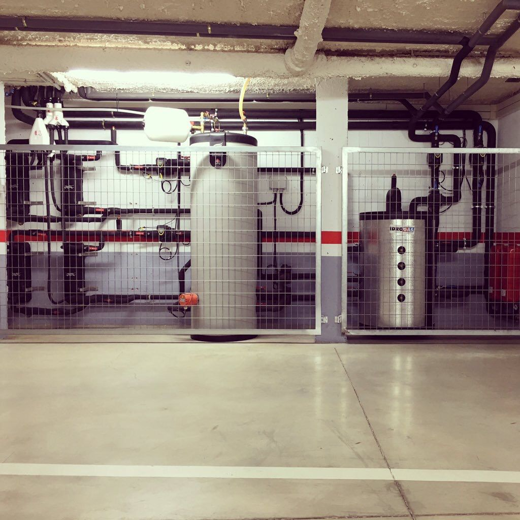 Instaladores de Aire Acondicionado y Calefacción