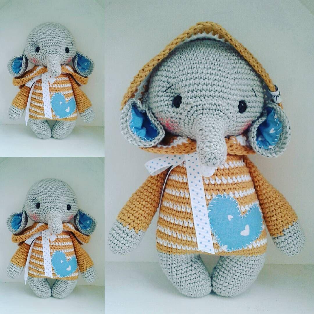 pattern Elefant @amalou.designs ...kaputze @sameko_design Bin ...