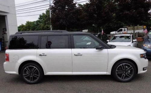 Ford Flex  Ford Flex Discontinued