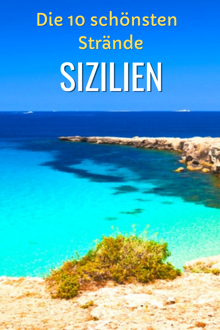 Photo of The 10 most beautiful beaches in Sicily