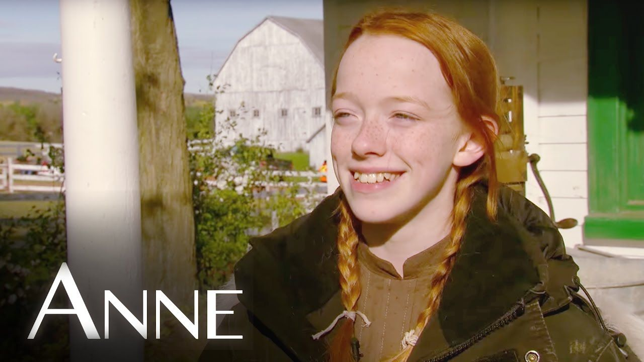 The Making Of Anne Behind The Scenes Anne Anne Of Green