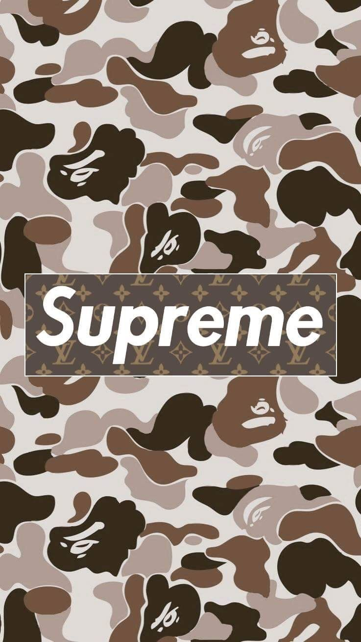 Supreme Bape Wallpaper 1017047 Bape Wallpapers Supreme Wallpaper Supreme Iphone Wallpaper