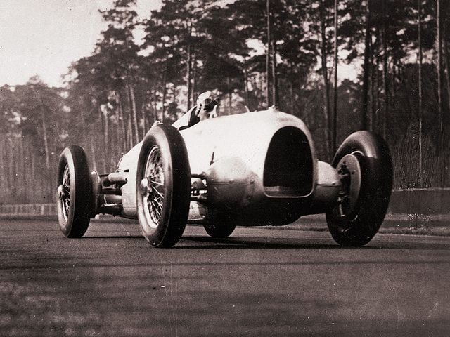 1934 Auto Union Typ A by kitchener.lord